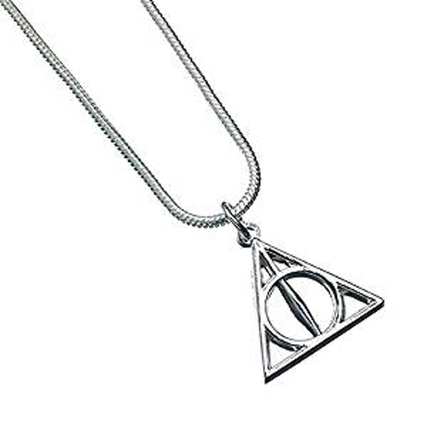 Deathly Hallows (Harry Potter) Necklace - Image 3