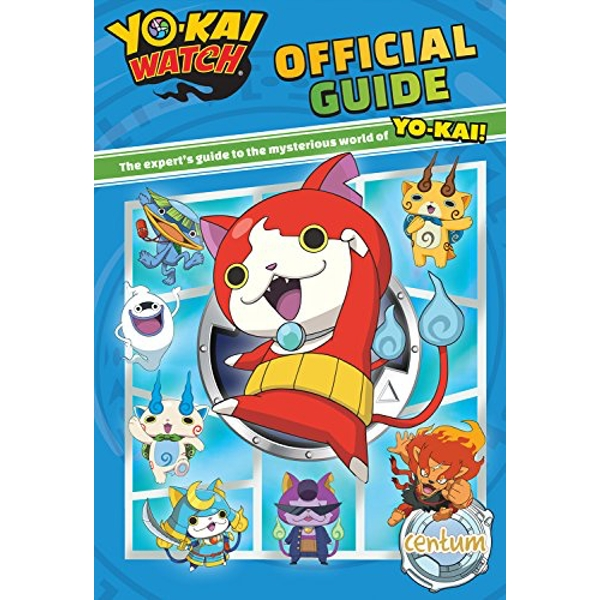 Yo-Kai Watch Official Guide by Centum Books (Hardback, 2016)