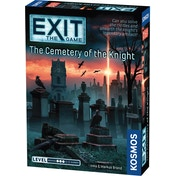 EXIT: Cemetery of the Knight Board Game