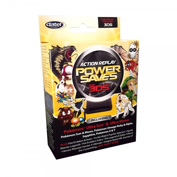 Datel Action Replay Powersaves (Nintendo 2DS / 3DS XL / 3DS) - Image 1