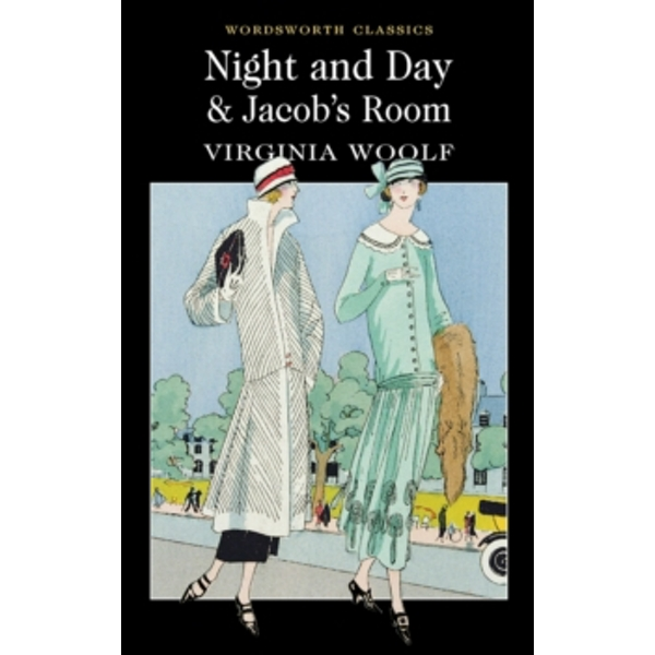 Night and Day / Jacob's Room by Virginia Woolf (Paperback, 2012)