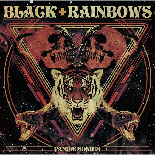 Black Rainbows - Pandaemonium Vinyl