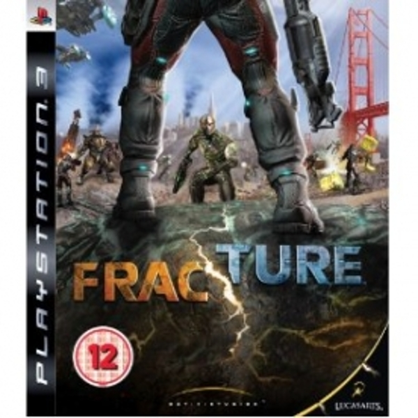 Fracture Game PS3