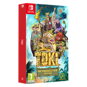 Toki Collector's Edition Nintendo Switch Game