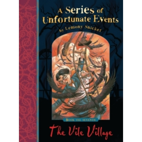 The Vile Village by Lemony Snicket (Paperback, 2012)