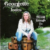 Georgette Jones Strong Enough To Cry CD