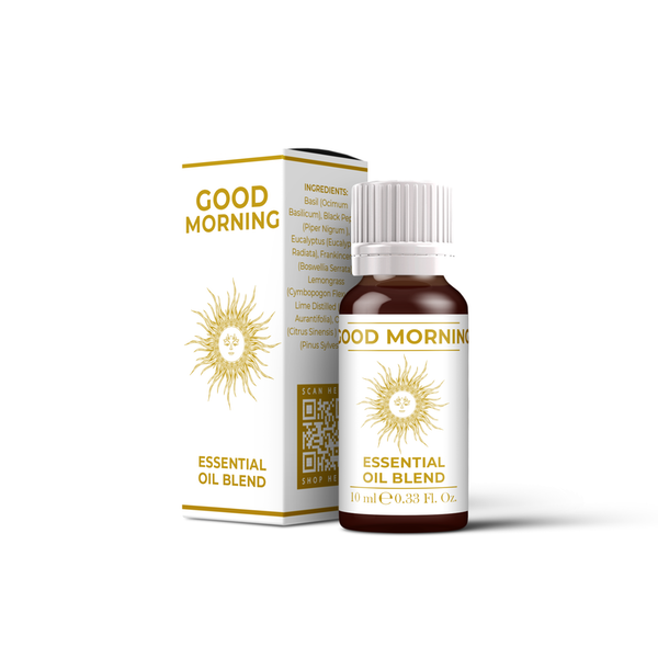 Mystic Moments Good Morning - Essential Oil Blends 10ml