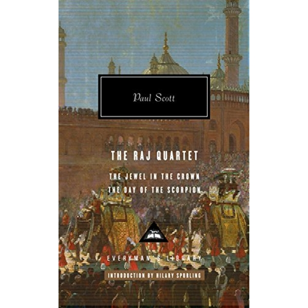 The Raj Quartet - Vol 1 by Paul Scott (Hardback, 2007)