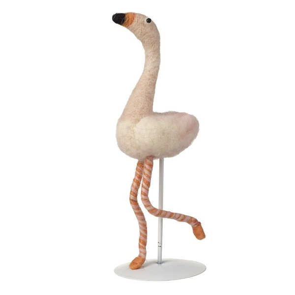 Pink Flamingo Decoration By Heaven Sends