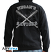 The Walking Dead - Negan's Savior Men's X-Large Hoodie - Black - Image 2