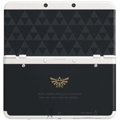 (Damaged Packaging) New Nintendo 3DS Cover Plates No 025 Zelda Triforce Faceplate