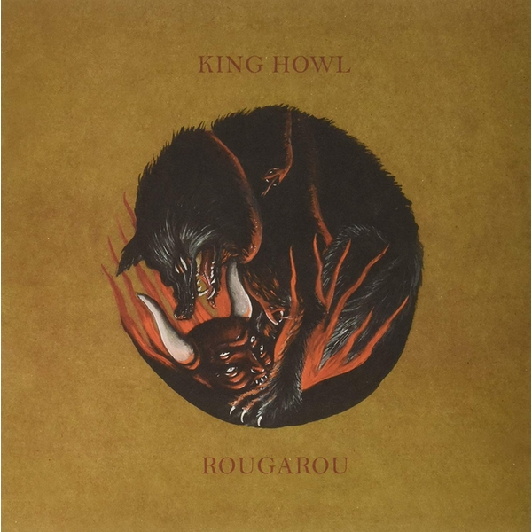 King Howl Quartet - Rougarou Limited Red Vinyl