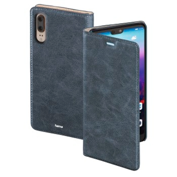 "Hama ""Guard Case"" Booklet for Huawei P20, blue"