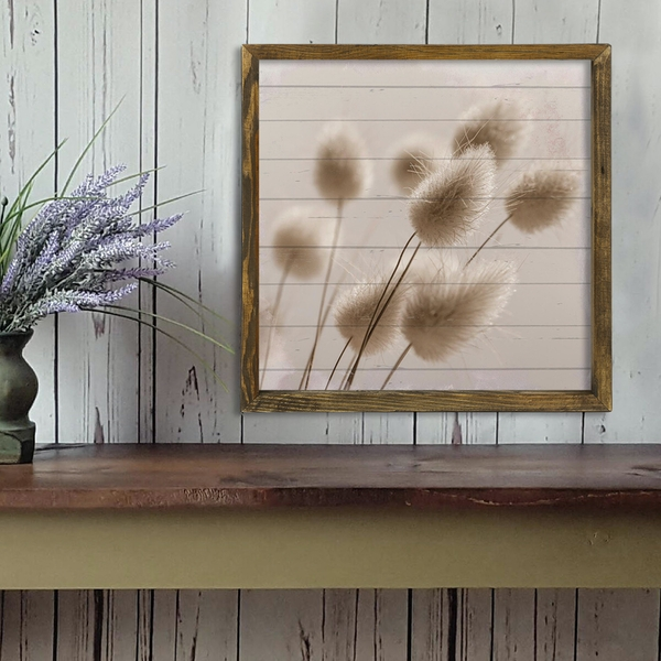 MZM804 Multicolor Decorative Framed MDF Painting