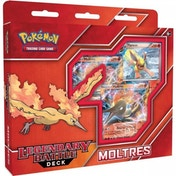 Pokemon Legendary Battle Deck - Moltres