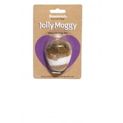 Rosewood Jolly Moggy Brown Vibromouse