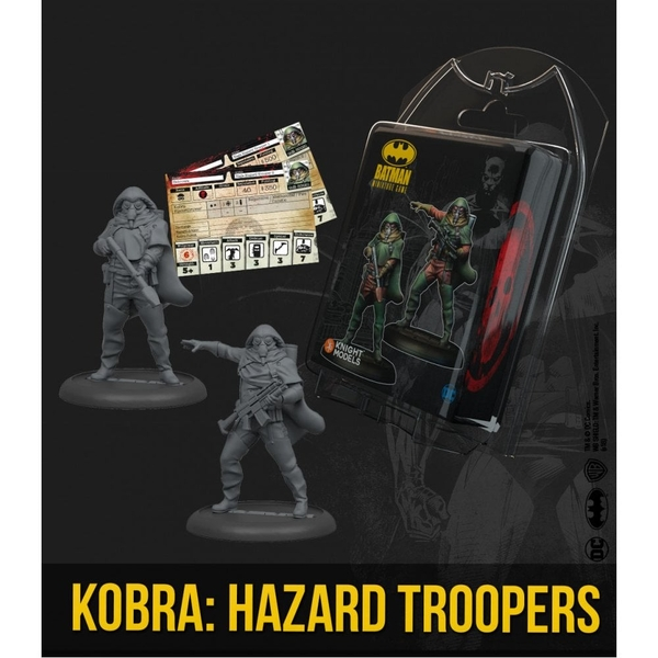 Batman Miniature Game - Kobra Hazard Troopers