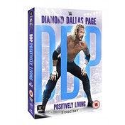 WWE Diamond Dallas Page - Positively Living DVD