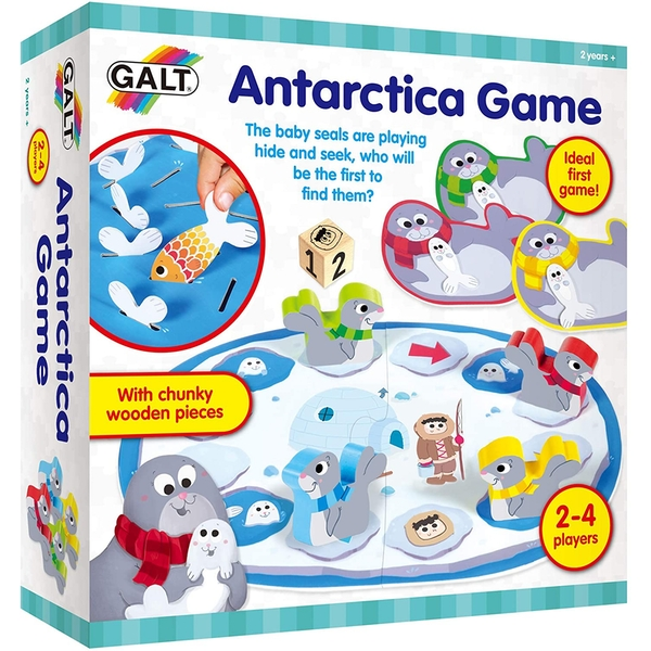 Antarctica Play & Learn Game