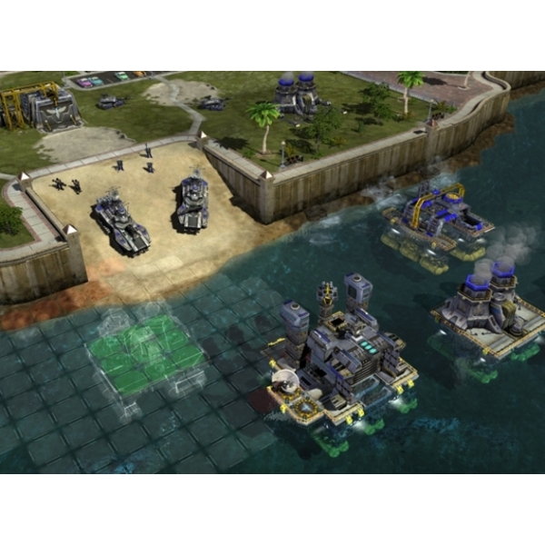 Command & Conquer 3 Red Alert Game Xbox 360 - Image 2