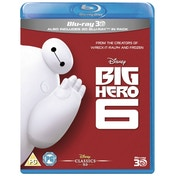 Big Hero 6 (3D 2D) Blu-ray
