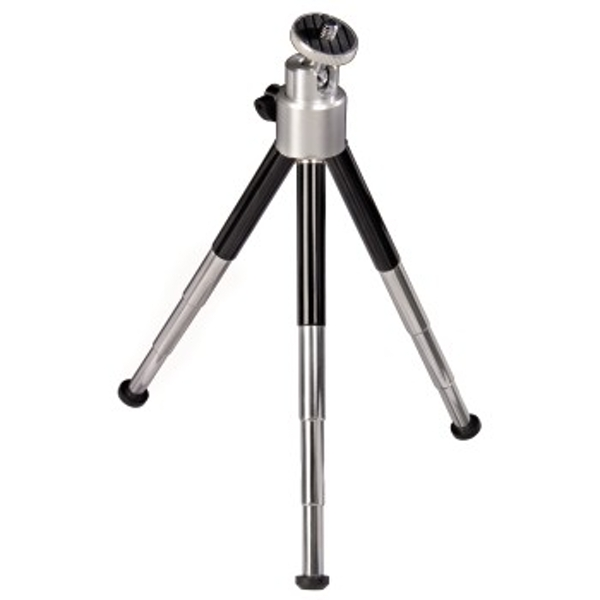 "Image of Hama Mini Tripod ""Ball"" S, Black /Silver"
