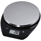 Xavax Lenia Digital g/ml Kitchen Scales, Black