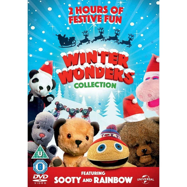 Winter Wonders Collection DVD