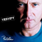 Phil Collins Testify CD