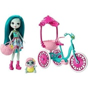 Enchantimals Tricycle & Turtle