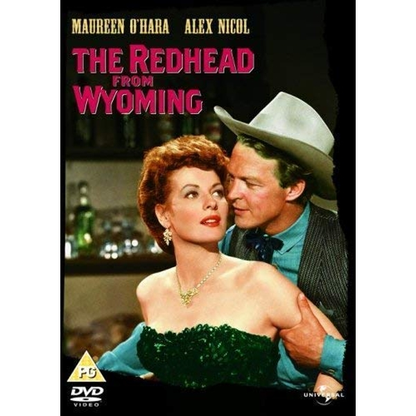 The Redhead from Wyoming DVD