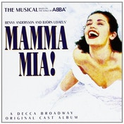 Mamma Mia: Original Cast Recording CD