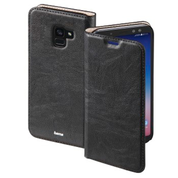 "Hama ""Guard Case"" Booklet for Samsung Galaxy A8 (2018), black"