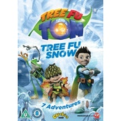 Tree Fu Tom: Tree Fu Snow DVD