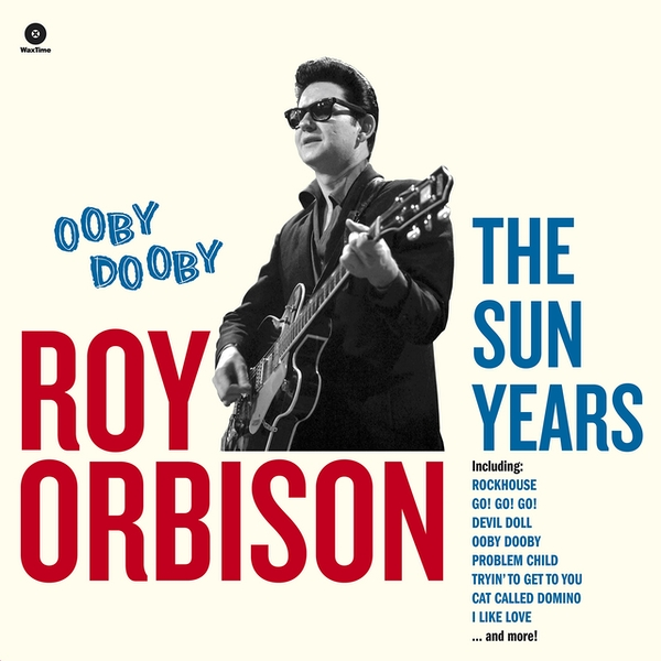 Roy Orbison - Ooby Dooby - The Sun Years Vinyl