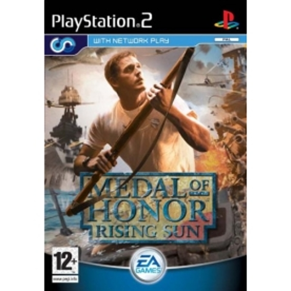 Medal of Honor Rising Sun Game PS2