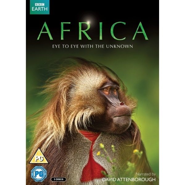 Africa DVD - Image 1