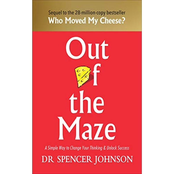 Out of the Maze A Simple Way to Change Your Thinking & Unlock Success Hardback 2018