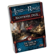 The Lord of the Rings LCG: The Thing in the Depths Nightmare Deck