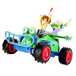 Disney Toy Story Radio Controlled Car - Buzz & Woody - Image 2