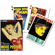 Movie Posters Collectors Playing Cards