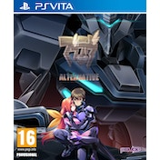 Muv-Luv Alternative PS Vita Game