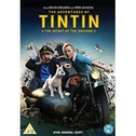 Adventures Of Tintin: Secret Of The Unicorn DVD