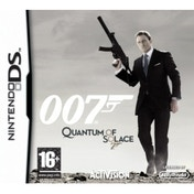 James Bond Quantum Of Solace Game DS
