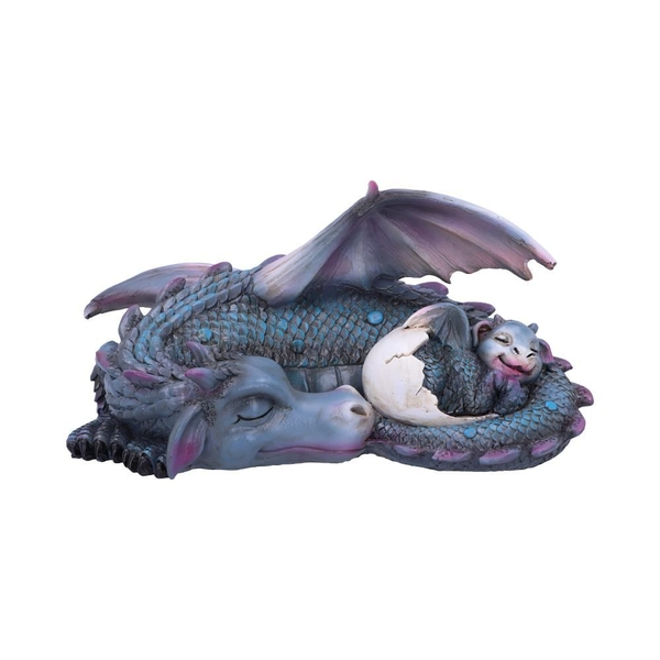 Blue Dream a Little Dream Dragon Figurine