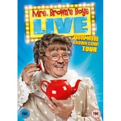 Mrs. Brown's Boys Live: How Now Mrs. Brown Cow DVD