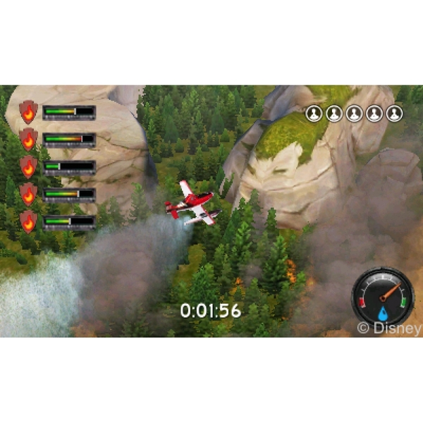Disney Planes Fire and Rescue 3DS Game - Image 4