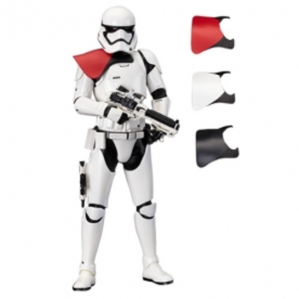 First Order Stormtrooper (Star Wars: The Force Awakens) Kotobukiya ArtFX+ Figure