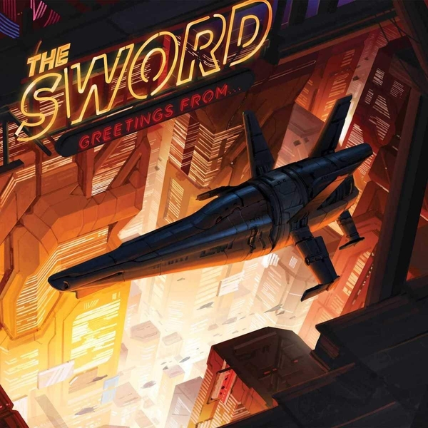 The Sword - Greetings From... CD