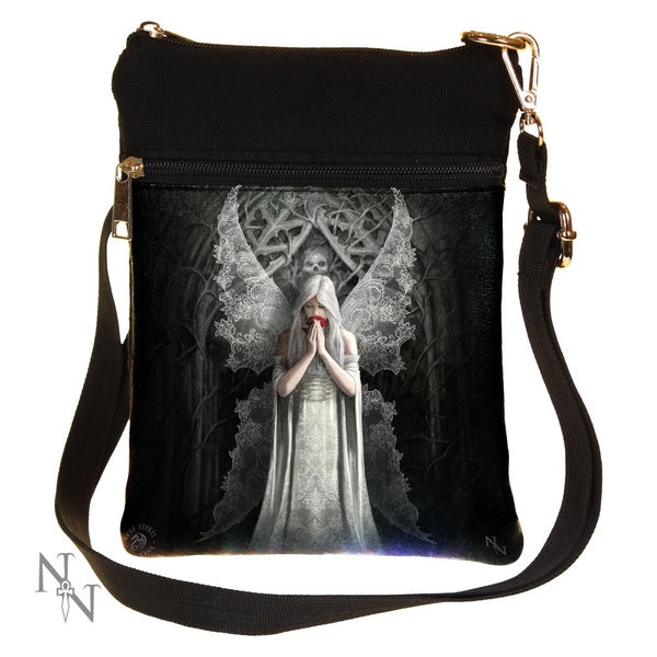 Only Love Remains Shoulder Bag